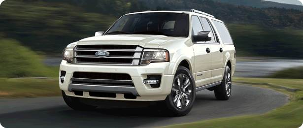 Complete taille SUV - Ford Expedition EL