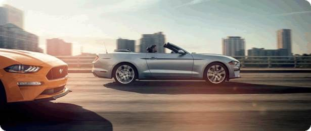 Convertibles - Ford Mustang