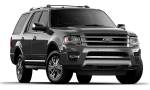 Complete taille SUV Location - Ford Expedition EL