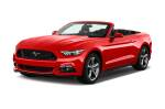 Convertibles Location - Ford Mustang