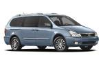 Minivan Location - Kia Sedona