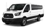 15 Fourgonnette Location - Ford Transit Wagon